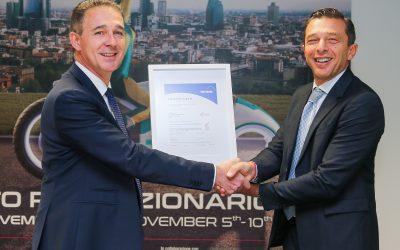 TÜV NORD Italia certifica EICMA 2019 secondo lo standard ISO 20121